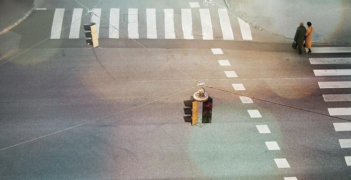 Rotlichtverstoß – Wer rote Ampeln überfährt, riskiert eine Strafe