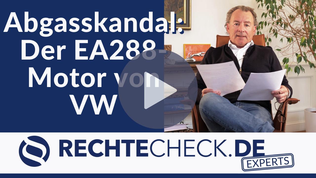 Der EA288-Motor von Volkswagen