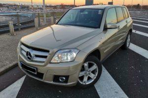 Daimler-Rückruf Mercedes GLK: Code 5496127