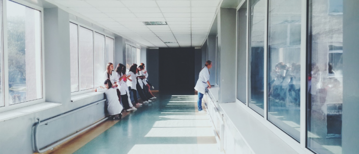 Organisationsfehler im Krankenhaus