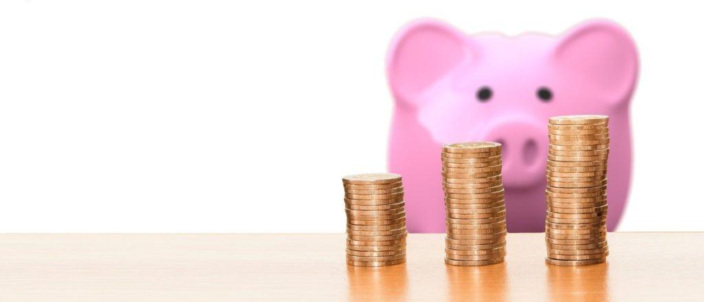 Da das Kindergeld teilweise angerechnet wird, bleibt vom Unterhalt oft nichts mehr für das Sparschwein.