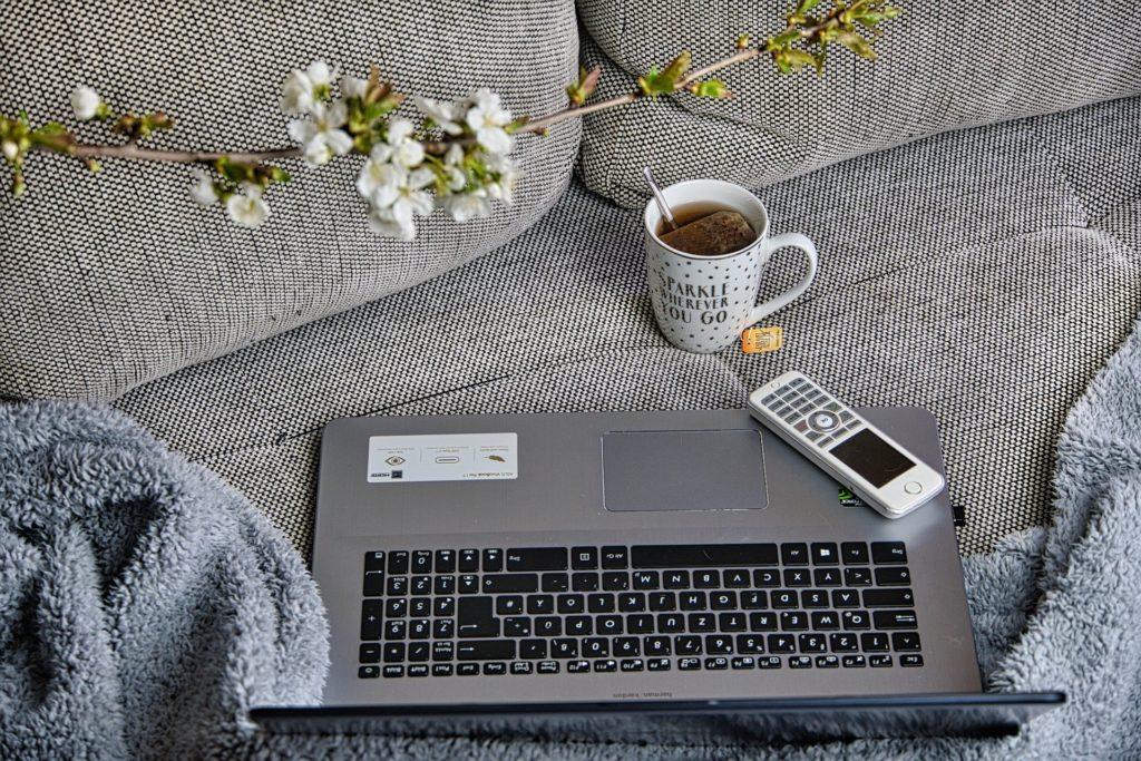 Home-Office und Kurzarbeit während der Corona Krise.