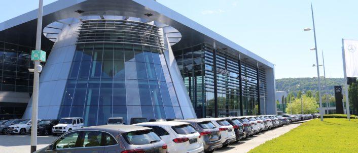 Abgasskandal bei Mercedes: Schadensersatz-Rechner 2021