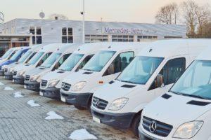 Mercedes Sprinter: Rückruf-Codes NC3M651R und NC3II6515R