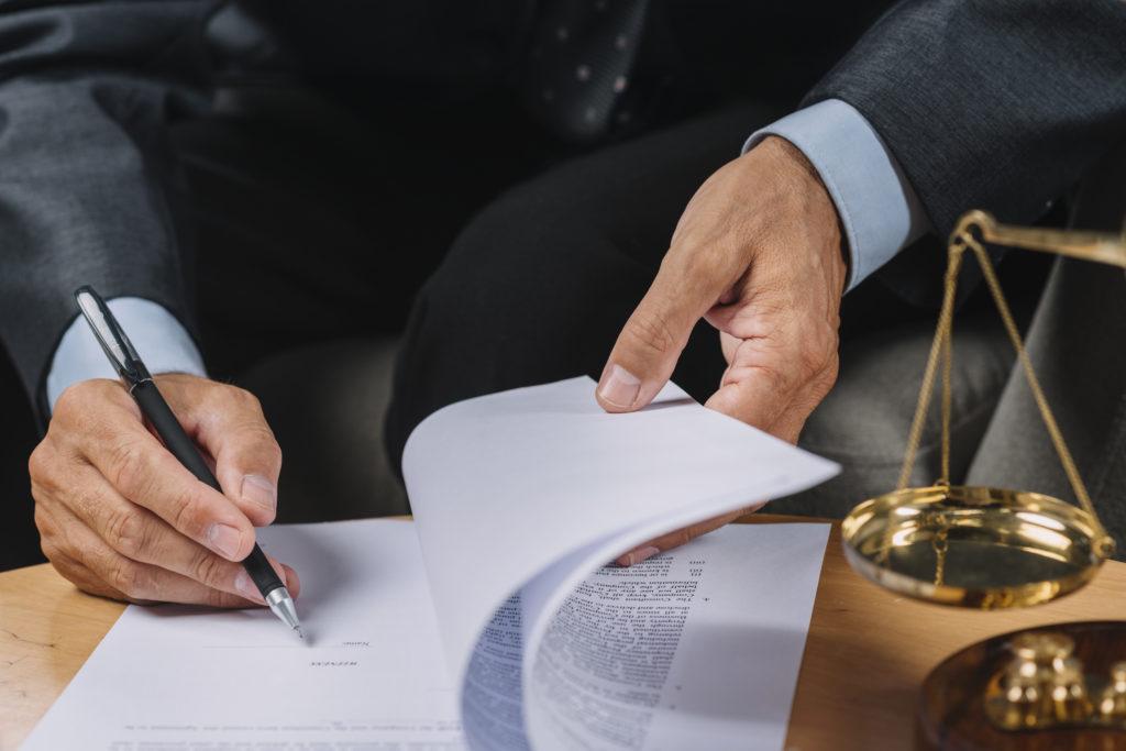 Vermeiden SIe Falschaussagen bezüglich des TRennungsjahres in Ihrer Scheidung.