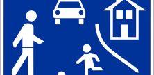 Was ist Schrittgeschwindigkeit und wo gilt sie?