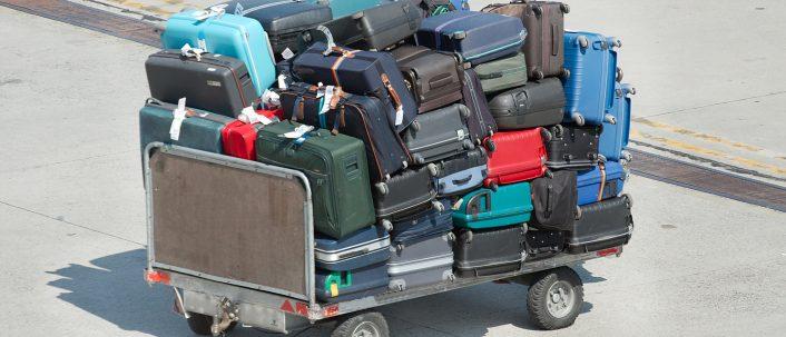 Entschädigung für verlorenes, beschädigtes und verspätetes Gepäck