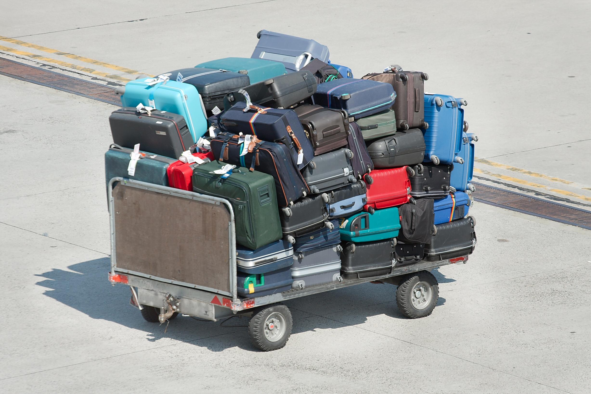 Entschädigung für verlorenes, beschädigtes und verspätetes Gepäck ...